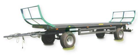 Sonstige Oehler Zweiachs-Ballentransportwagen OL ZDK 120