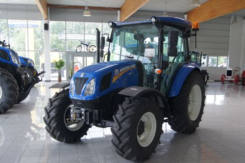 New Holland T4S55