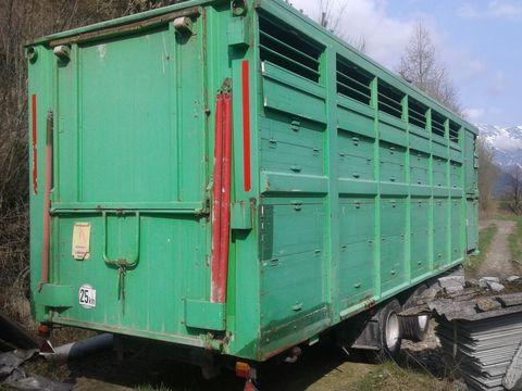 Sonstige Sommer SDAH Viehtransporter