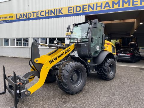 New Holland W80C ZB STAGE V