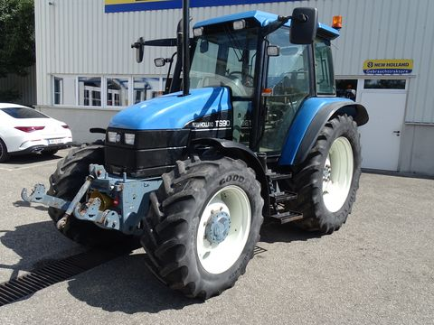 New Holland TS 90 ElectroShift