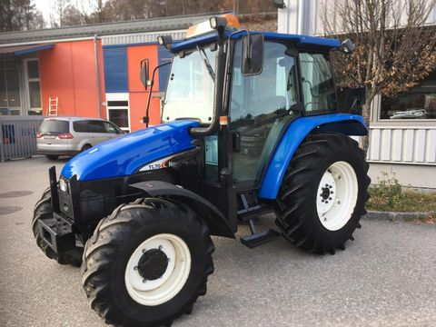 New Holland TL 70 Turbo