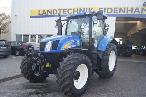 New Holland T6030 Range & Power Command