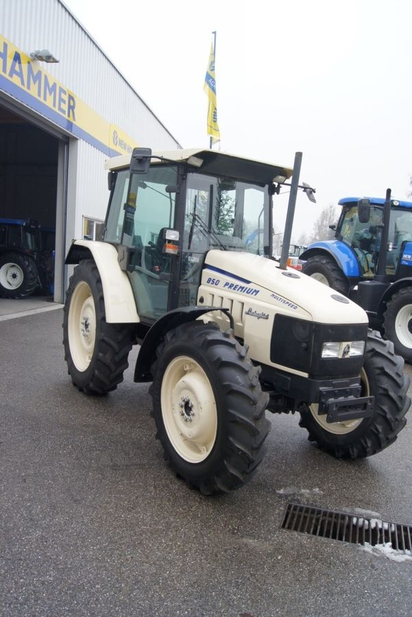 lamborghini premium 850 dt 540 540e 40 km h tracteurs. Black Bedroom Furniture Sets. Home Design Ideas