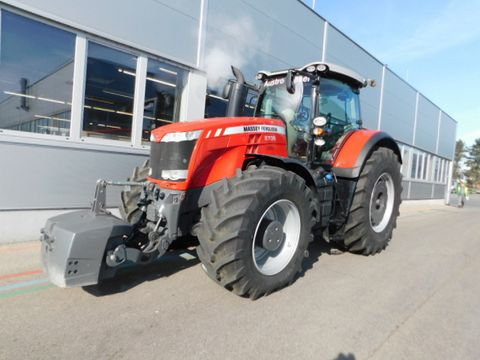 Massey Ferguson MF 8735 Dyna-VT Exclusive