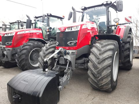 Massey Ferguson MF 8740 S Exclusive (Stage V)