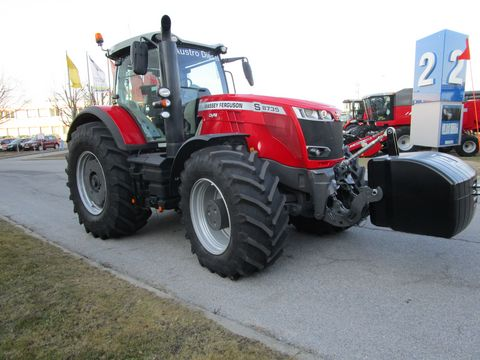 Massey Ferguson MF 8735 S Exclusive