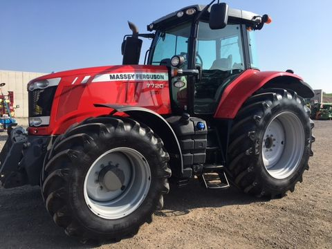 Massey Ferguson MF 7720 Dyna-VT Exclusive