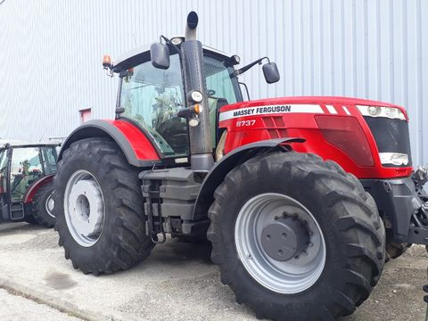 Massey Ferguson MF 8737 Dyna-VT Exclusive