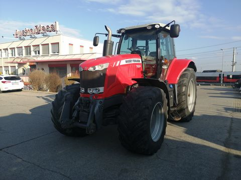 Massey Ferguson MF 7624 Dyna-6 Efficient