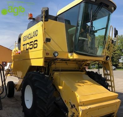 New Holland New Holland TC-56 MT 2002-es