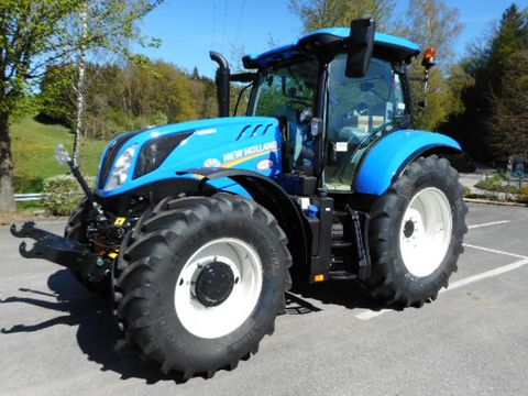 New Holland T6.180 Deluxe