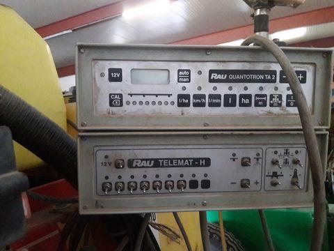 Rau Rau D2 1100 lit 15m