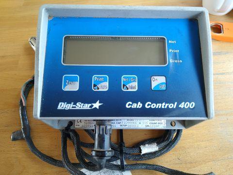 Trioliet CC400 Cab Control / Waage für Laderfahrzeug