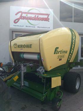 Krone FORTIMA 1500 MC, 17 Messer