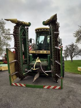 Krone Easy Collect 7500 - 10 Reihig