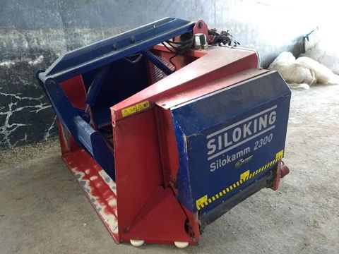 Siloking Mayer EA 2300 Silokamm
