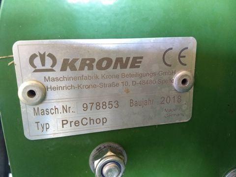 Krone BiG Pack 1270 XC HighSPEED PreChop