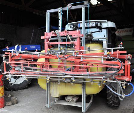 Ascher CX 600 ltr. - 12 mtr. Hand