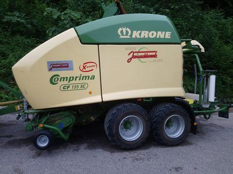 Krone COMPRIMA CF 155 XC x-treme