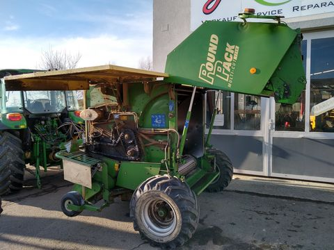 Krone ROUNDPACK 1250 MC - 17 Messer