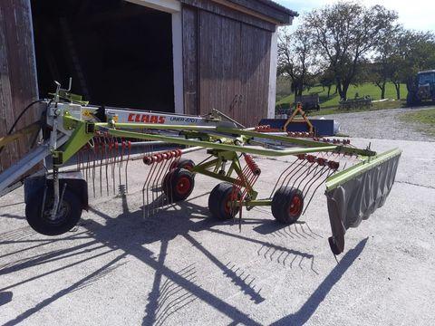 Claas Liner 470 T / gezogen mit hydraulischem Aushub