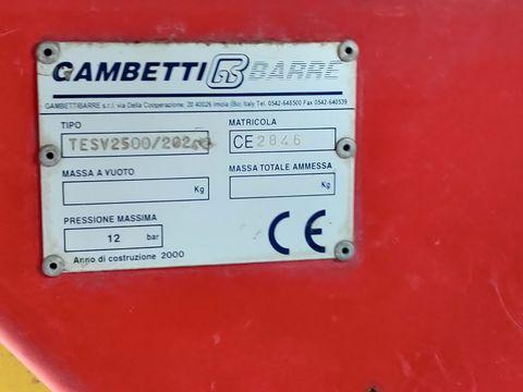 Ascher FAJ Special 2500 ltr./24 mtr.