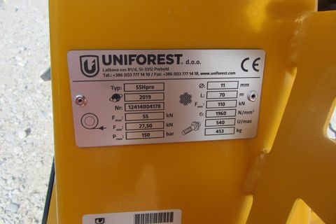 Uniforest Uni 55 Hpro-BL-Stop