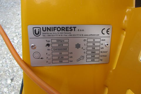 Uniforest Uni 55 Hpro-Stop