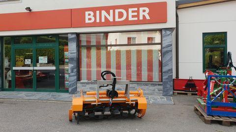 Sonstige Binder EcoLine Bodenräse BF150 hydr.