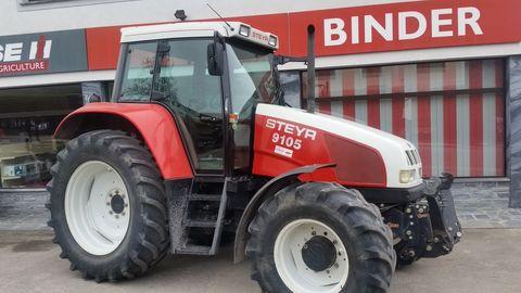 Steyr 9105 A Profi