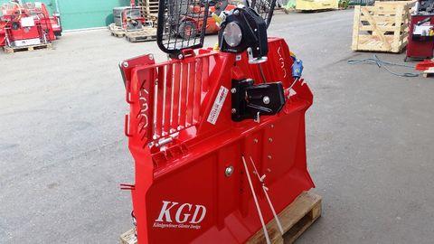 Königswieser KGD 580 EH + Seilausstoß