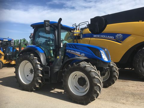 New Holland T6.125 S Deluxe