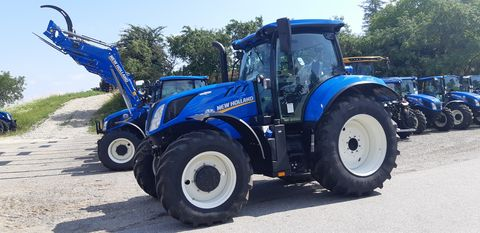 New Holland T6.145 Auto Command SideWinder II (Stage V)