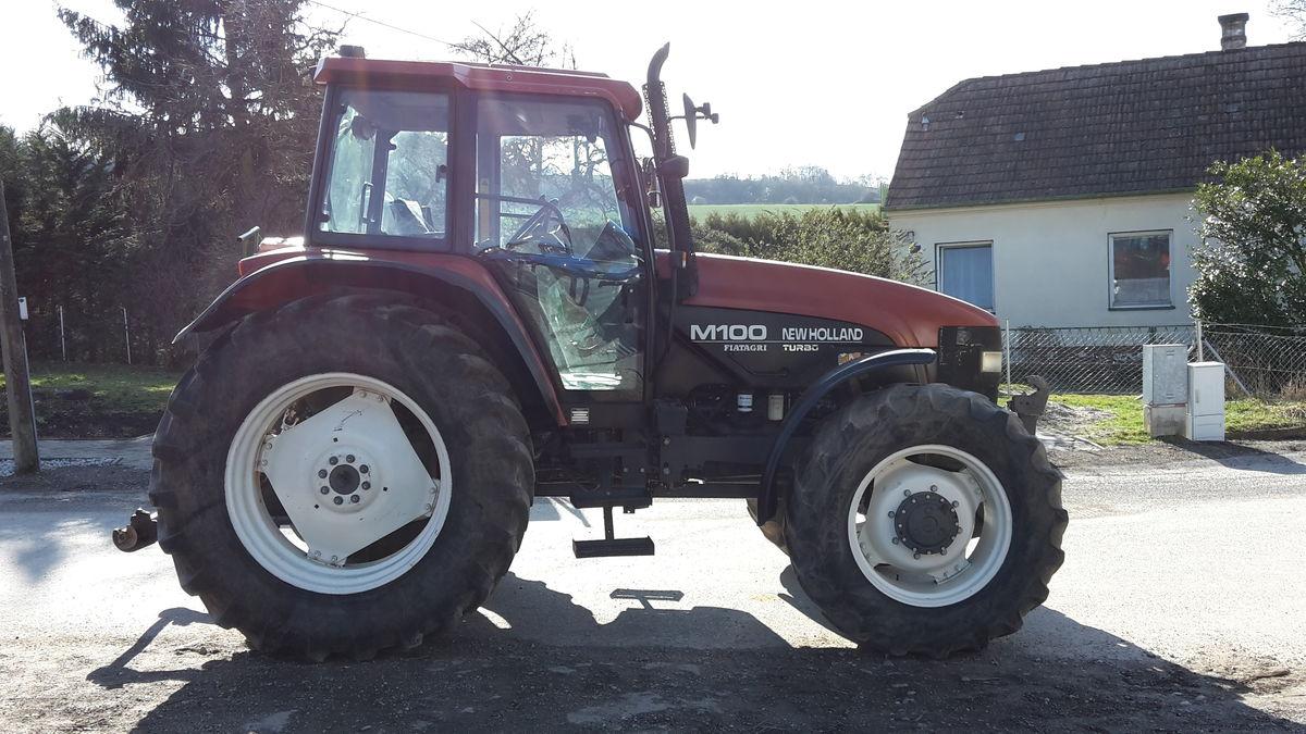 New Holland M 100/8160 - 540/540E/1000 - Landwirt.com