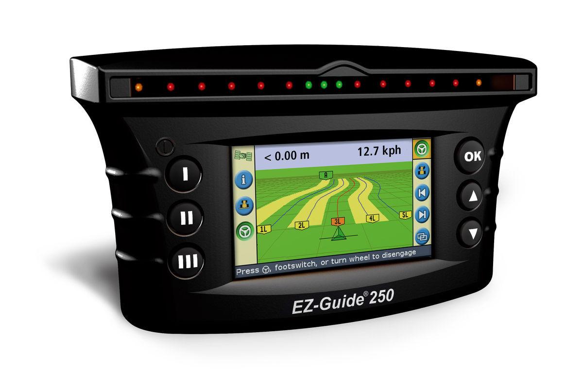 Trimble EZ Guide 250 + Ag15 Antenne