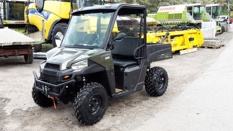 Polaris Ranger 570 Benzin