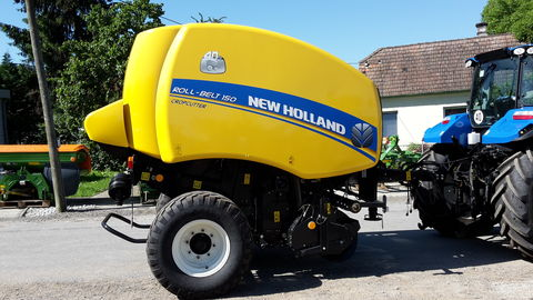 New Holland Roll-Belt 150 C