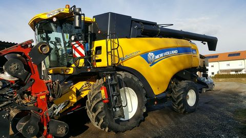 New Holland CX8080 Elevation
