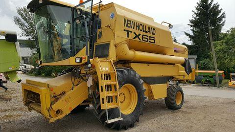 New Holland TX65