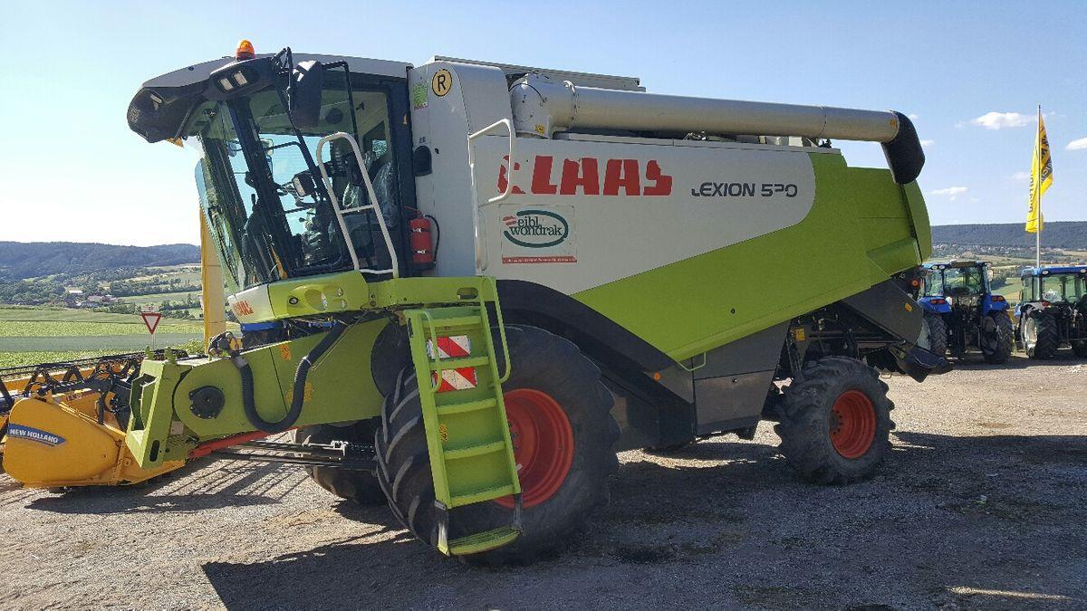 Claas Lexion 520