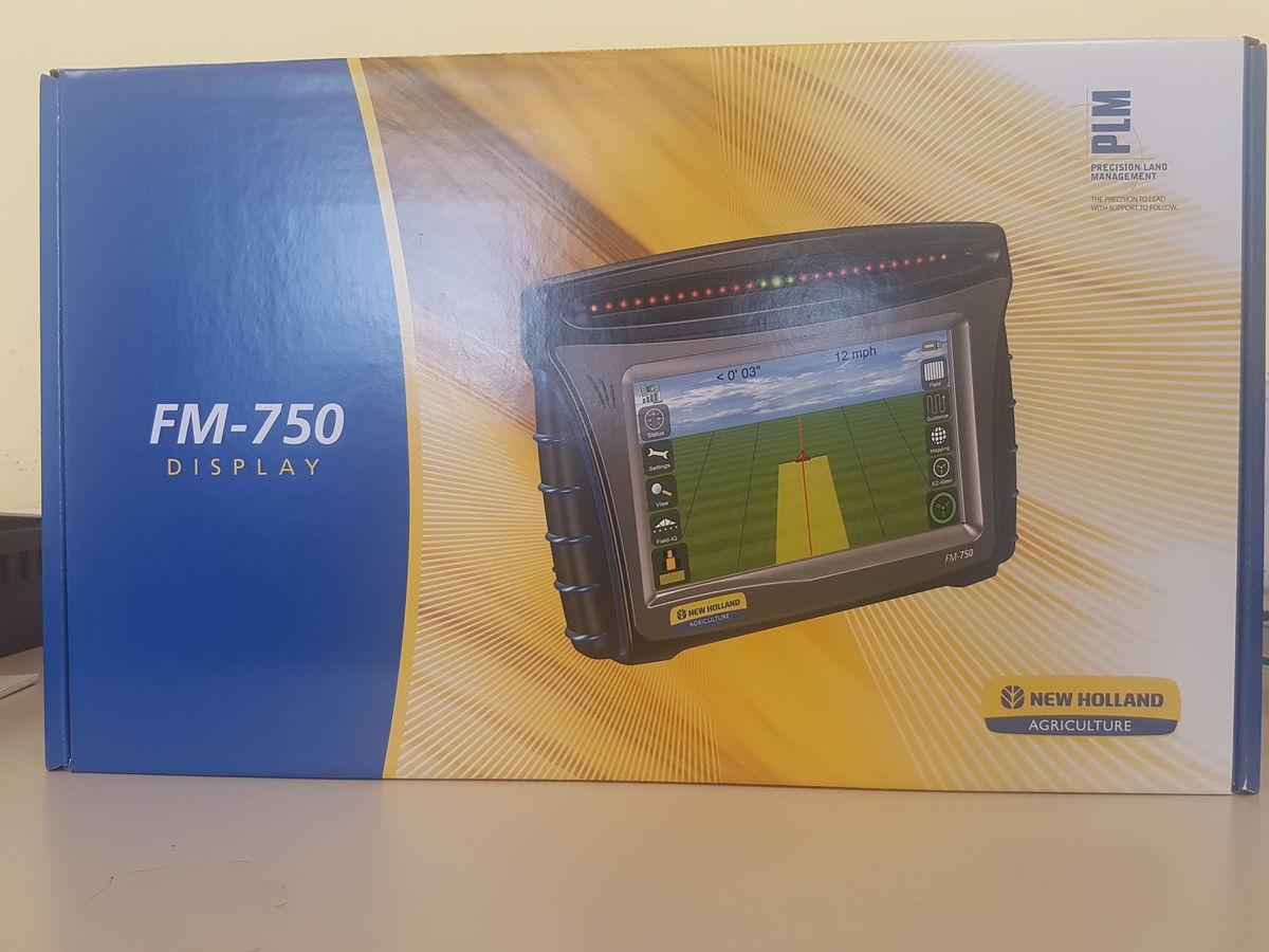 Trimble FM750/CFX750 EZ-Pilot