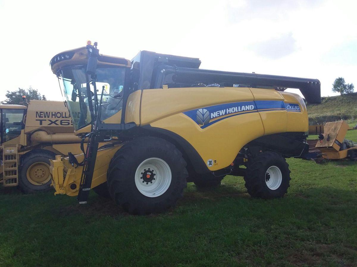 New Holland CX6.80