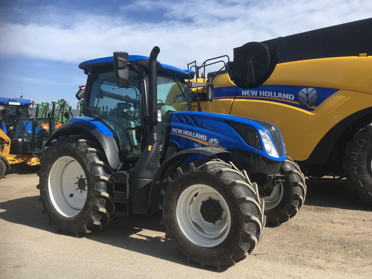 New Holland T6.125 Deluxe