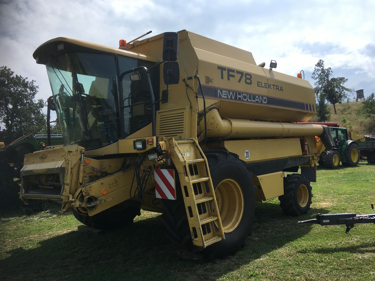 New Holland TF78 Elektra