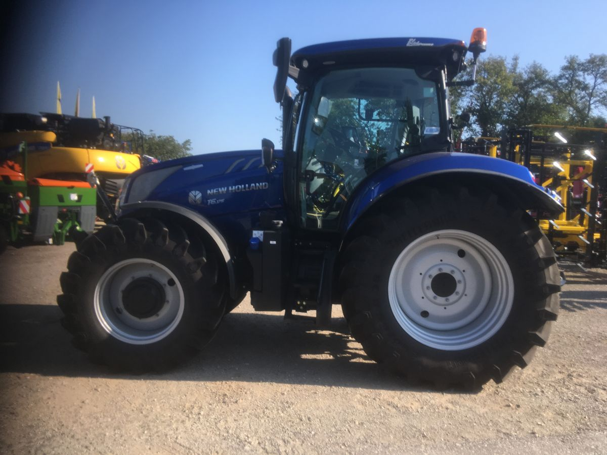 New Holland T6.175 SideWinder II