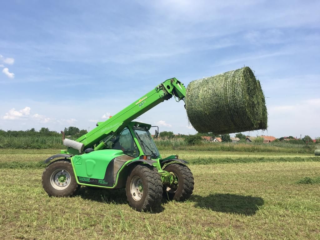 Merlo P32.6 Performance