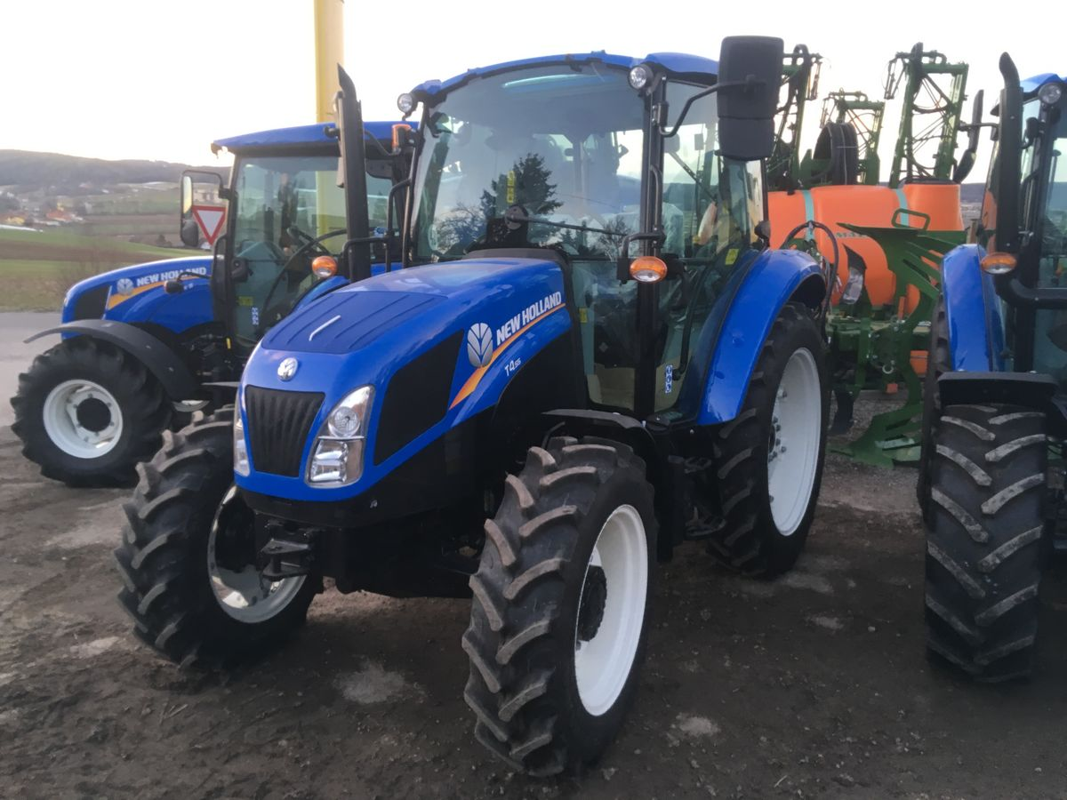 New Holland T4.55 Tier 4B