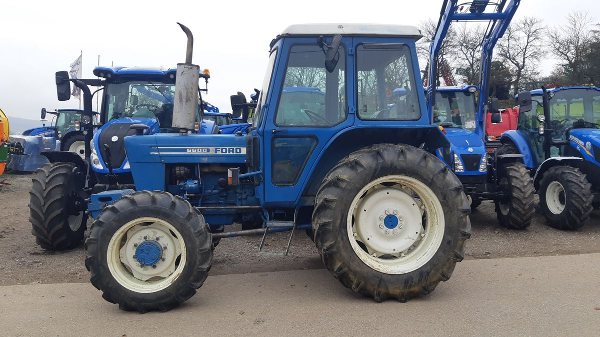 Ford 6600 A