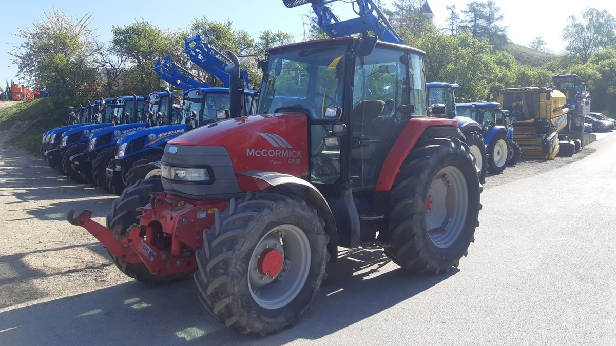 McCormick CX 85 XtraShift